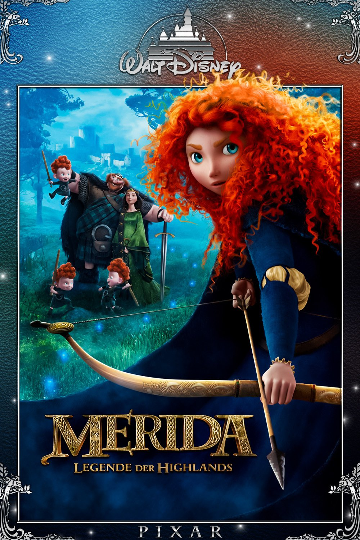 Merida Die Legende Der Highlands