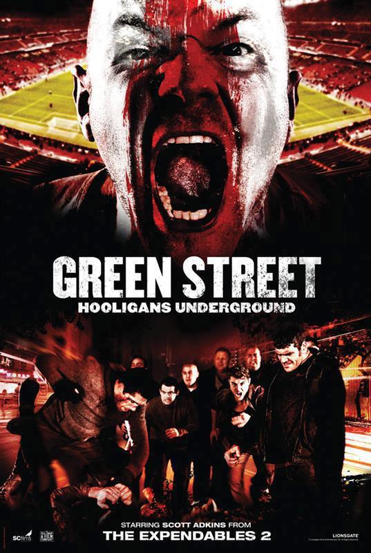 მწვანე ქუჩის ხულიგნები 2 (ქართულად)  Green Street Hooligans 2 Хулиганы 2
