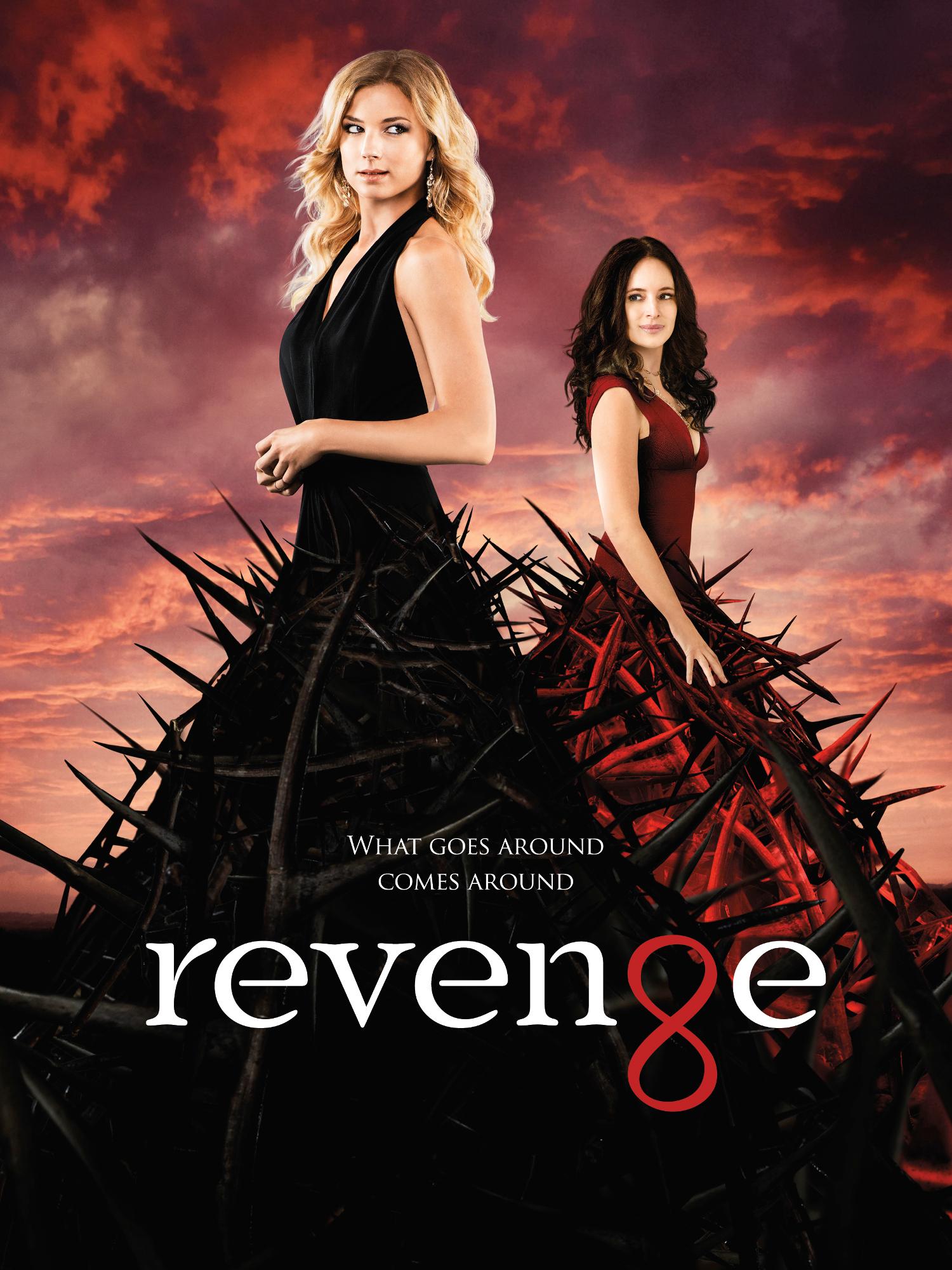 Wann Kommt Staffel 4 Von Revenge